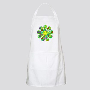 Cool Flower Power Apron