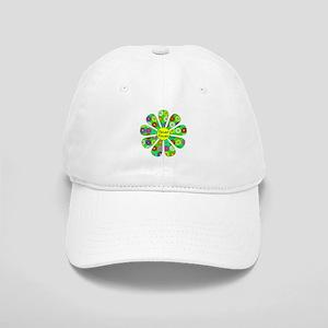 Cool Flower Power Cap