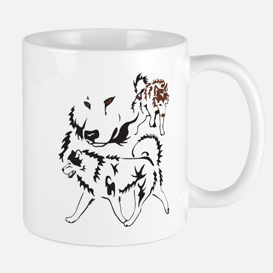 Alaskan Malamute Mug
