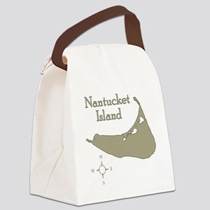 Nantucket Canvas Lunch Bag