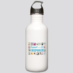 EXPERT COUPONER Stainless Water Bottle 1.0L