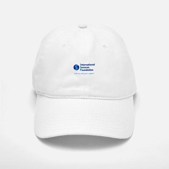 International Sarcasm Foundation Baseball Baseball Cap