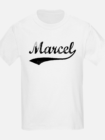Vintage: Marcel Kids T-Shirt