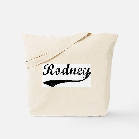 Vintage: Rodney Tote Bag