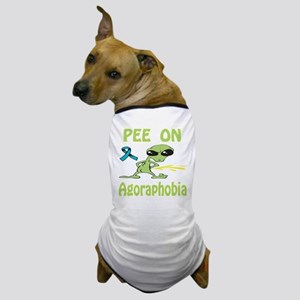 Pee on Agoraphobia Dog T-Shirt