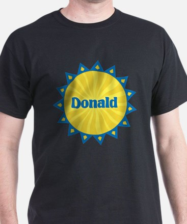 Donald Sunburst T-Shirt