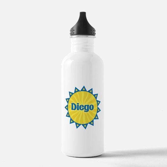 Diego Sunburst Water Bottle