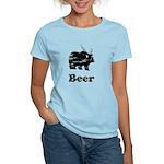 Vintage Beer Bear 2 Women's Light T-Shirt