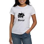 Vintage Beer Bear 2 Women's T-Shirt
