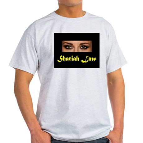 SHARIAH LAW Light T-Shirt