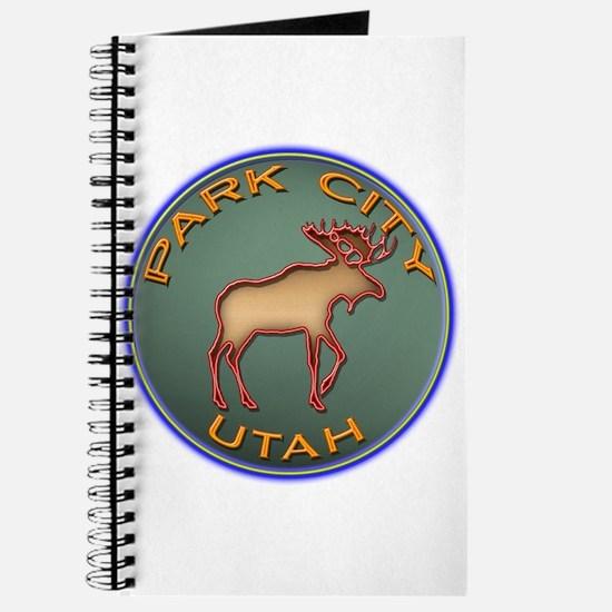 Park City Souvenir Journal