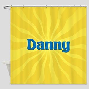 Danny Sunburst Shower Curtain