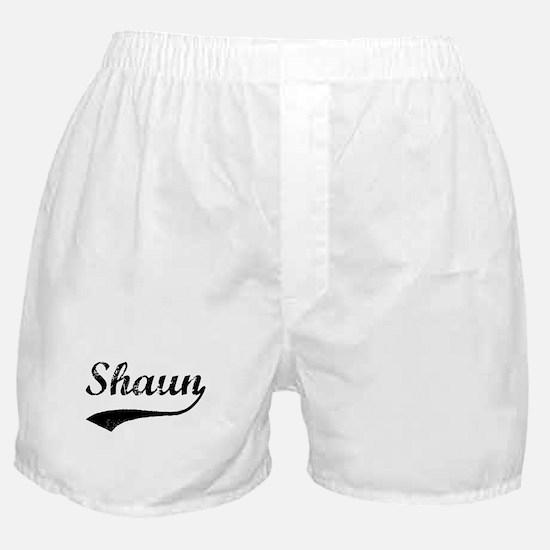 Vintage: Shaun Boxer Shorts
