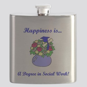 Social Work Degree Flask