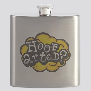 Hoof Arted? Flask