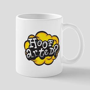 Hoof Arted? Mug