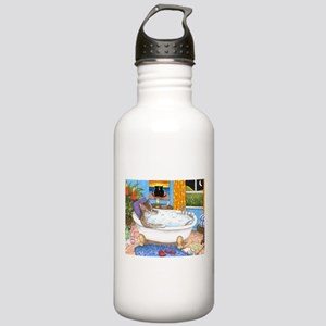 cat 567 Stainless Water Bottle 1.0L