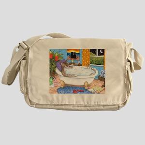 cat 567 Messenger Bag