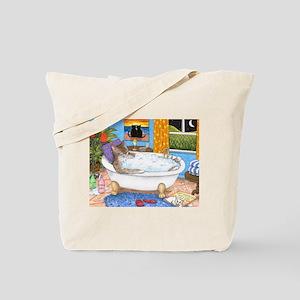 cat 567 Tote Bag