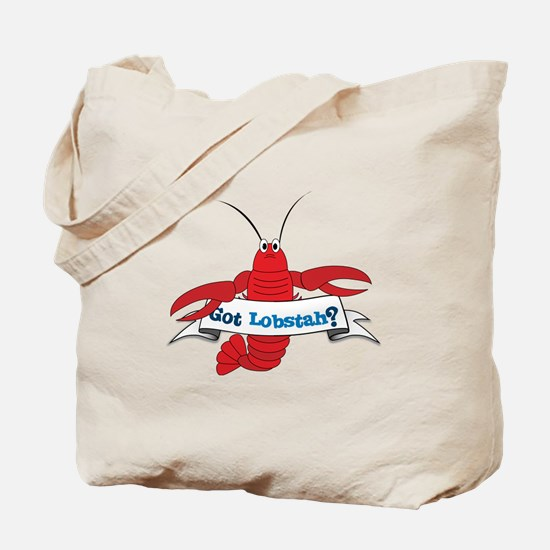 Got Lobstah Tote Bag