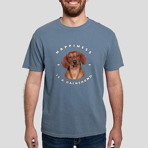 6-happiness Mens Comfort Colors Shirt