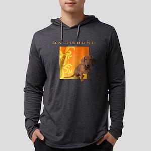 4-goldgolden Mens Hooded Shirt