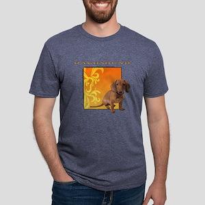 4-goldgolden Mens Tri-blend T-Shirt