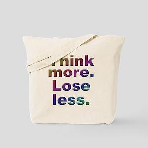 Think more Tote Bag