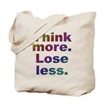 Think more Tote Bag