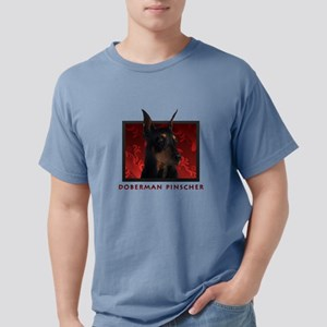 13-redblock Mens Comfort Colors Shirt