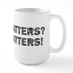 Gray Matters Large Mug