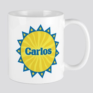 Carlos Sunburst Mug