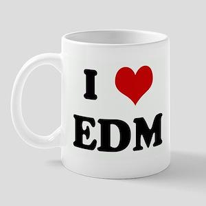 I Love EDM Mug