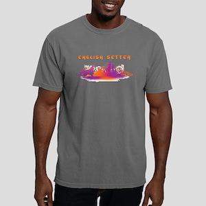 26-citydog Mens Comfort Colors Shirt