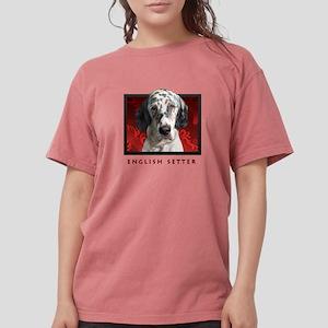 19-redblock Womens Comfort Colors Shirt