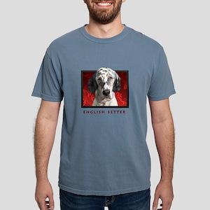 19-redblock Mens Comfort Colors Shirt