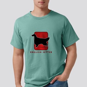 16-redsilhouette Mens Comfort Colors Shirt