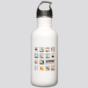 COUPON ADDICT! Stainless Water Bottle 1.0L