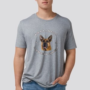 5-happiness Mens Tri-blend T-Shirt