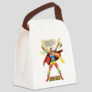 $14.99 Holo-Man Canvas Lunch Bag
