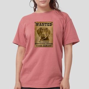 6-Wanted _V2 Womens Comfort Colors Shirt