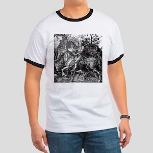 Knight & Devil Durer 1471-1528 Ringer T
