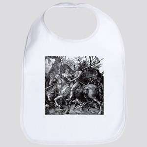 Knight & Devil Durer 1471-1528 Bib