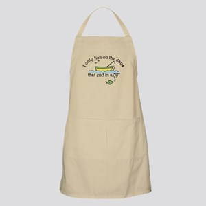 I Only Fish Apron
