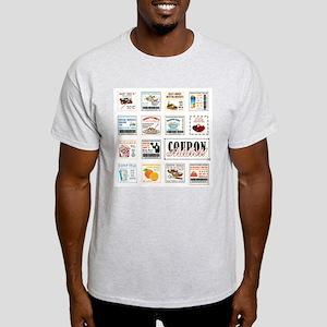 COUPON ADDICT! Light T-Shirt