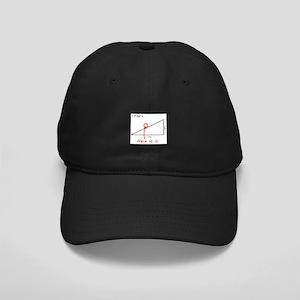Find x Math Problem Black Cap