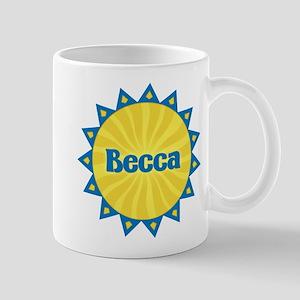 Becca Sunburst Mug