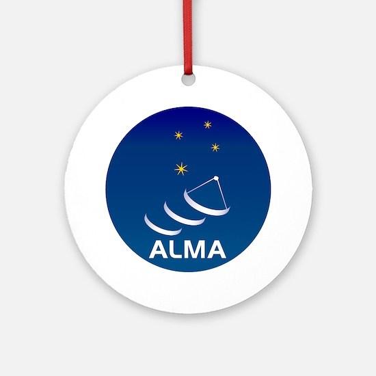ALMA Ornament (Round)