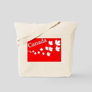 Canada Day Design Tote Bag