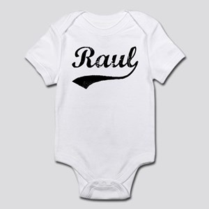 Vintage: Raul Infant Bodysuit